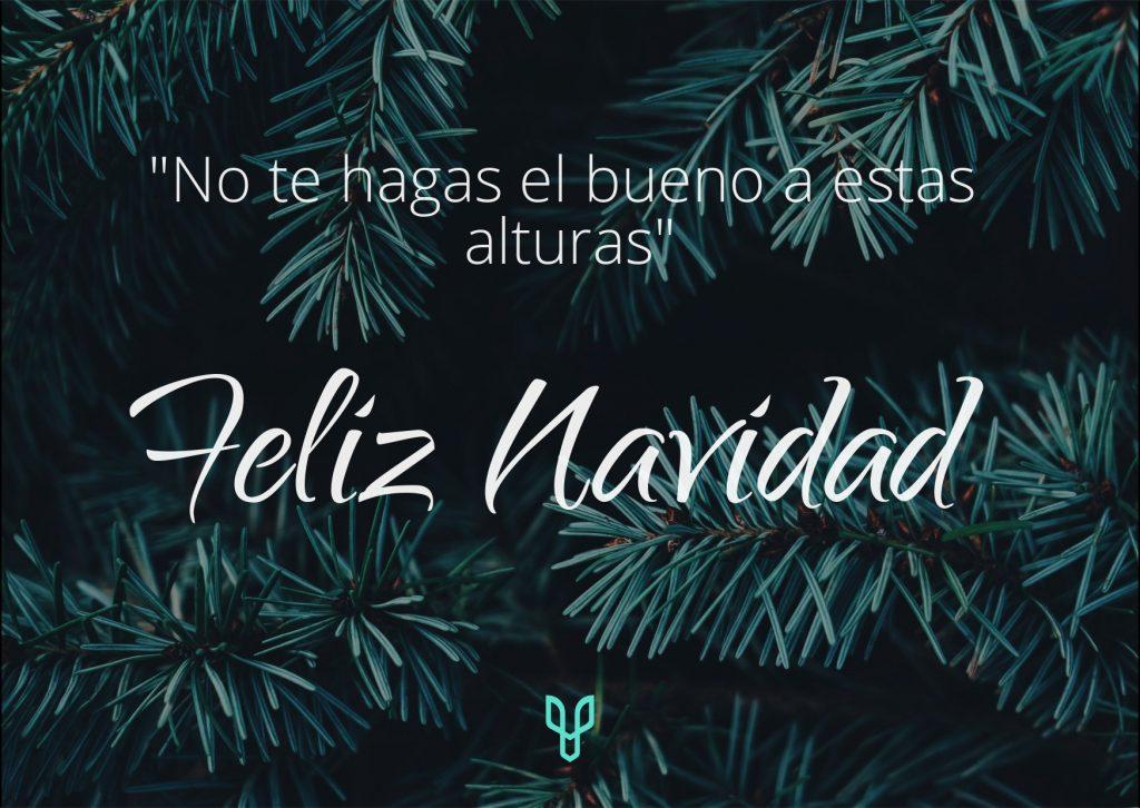 Frases Felicitacion De Navidad Original.9 Frases Para Felicitar La Navidad Originales Sonrie Es